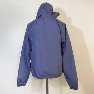 adidas Jackets & Coats - Adidas   Lilac Zip Up Windbreaker Rain Jacket   M